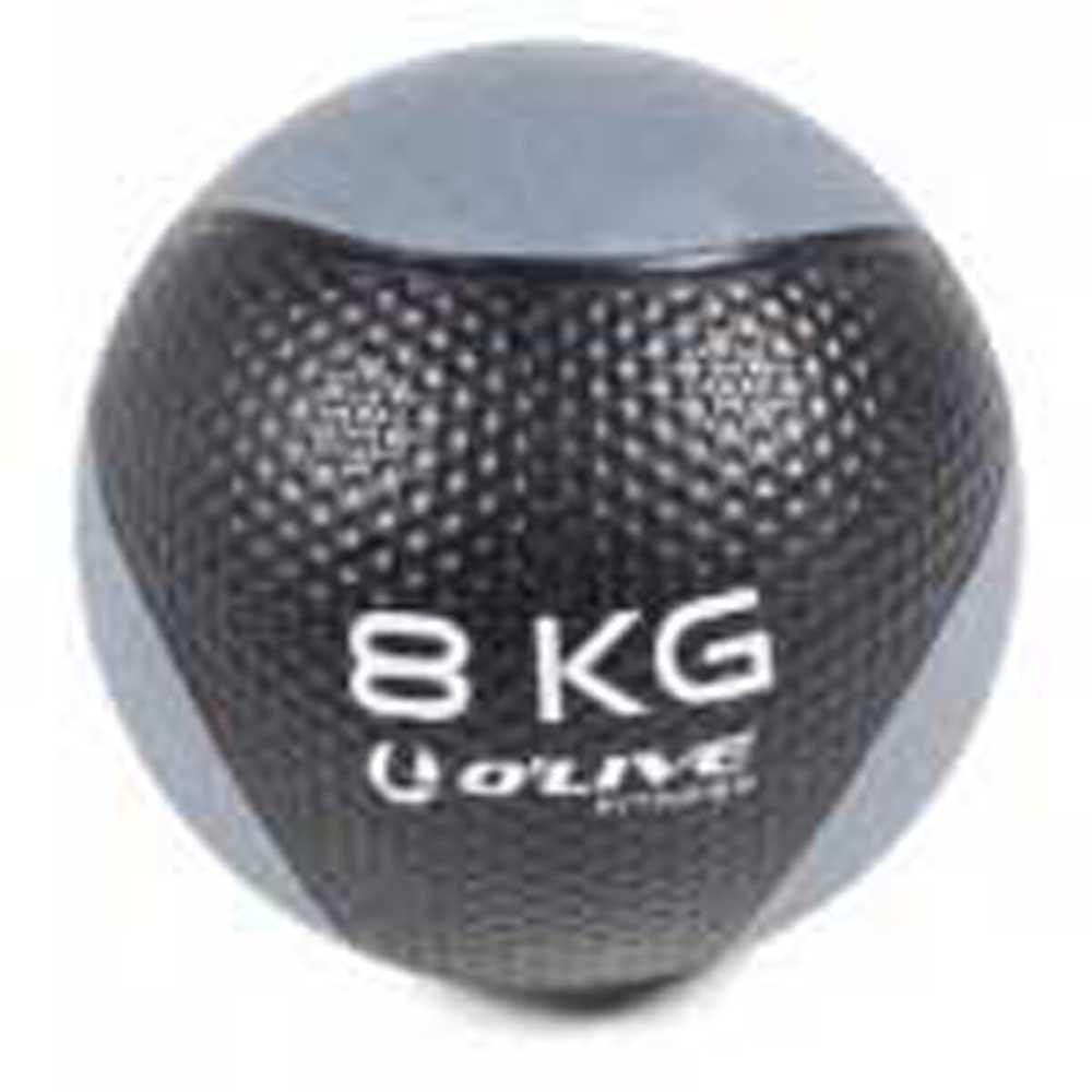 Olive Medicine Ball 8 Kg 8 Kg Black