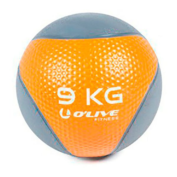 Olive Medicine Ball 9 Kg 9 Kg Orange
