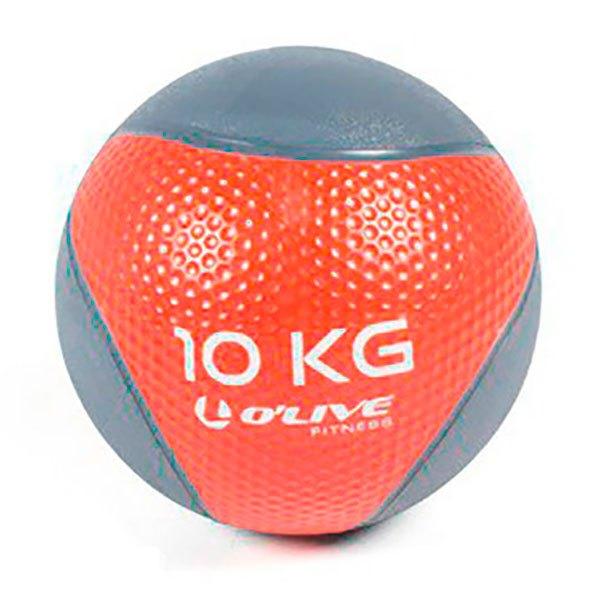 Olive Médicine Ball 10kg 10 kg Red