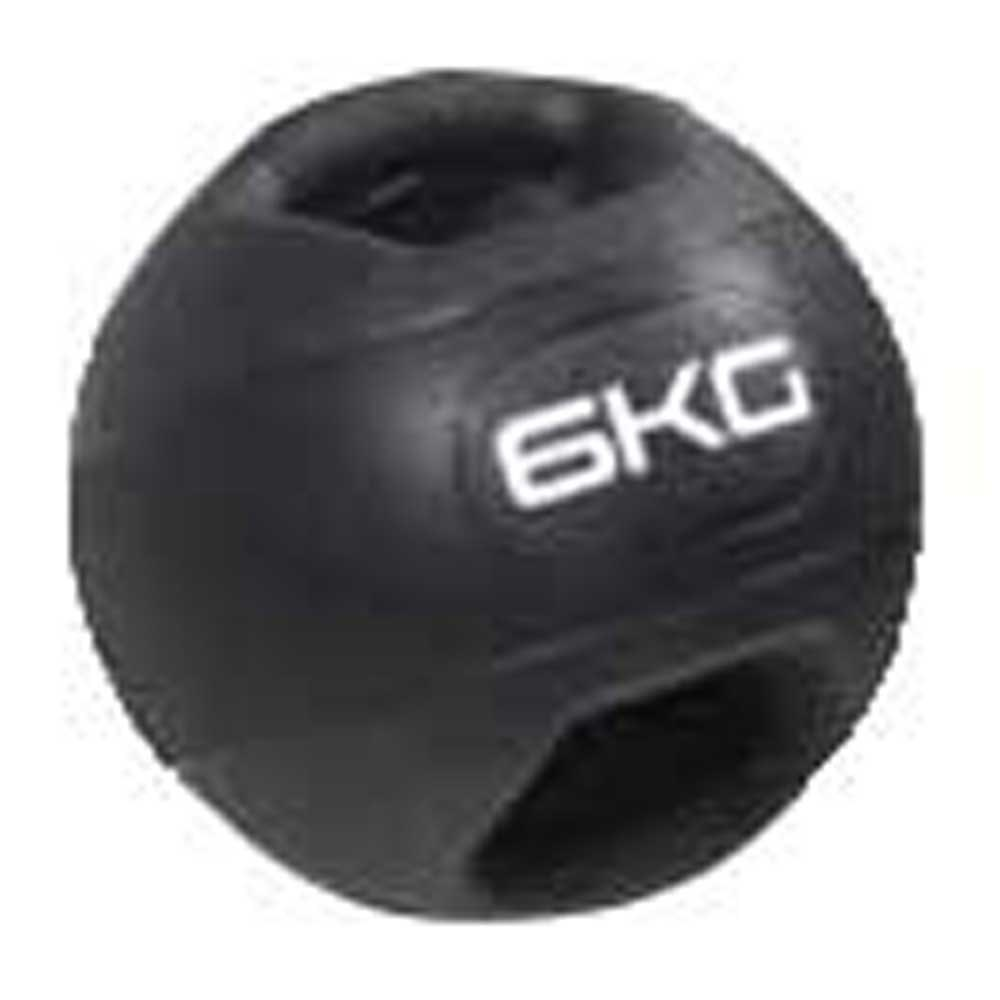 Olive Médicine Ball Dual Grip 6kg 6 kg Black