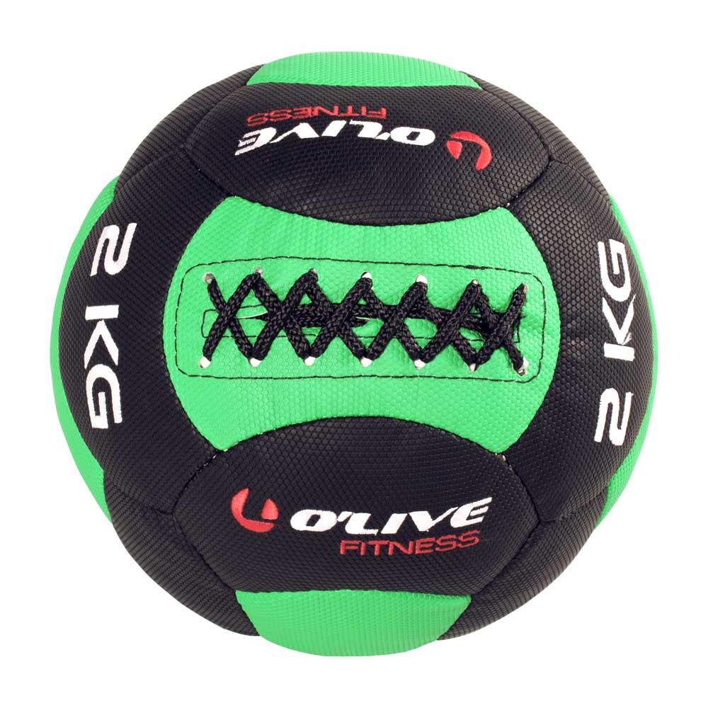 Olive Mini Functional Ball 2 Kg 2 Kg Green