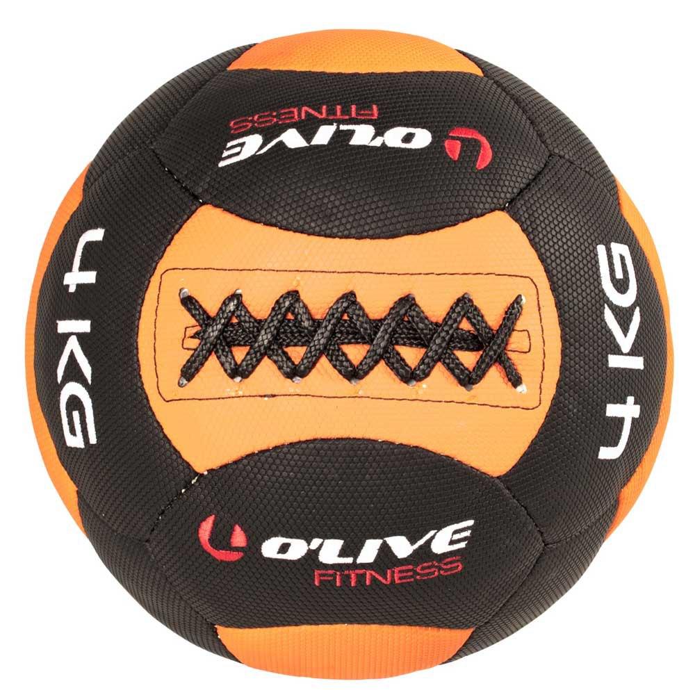 Olive Mini Functional Ball 4 Kg 4 Kg Orange
