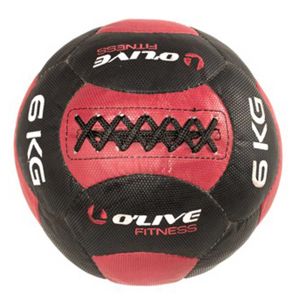 Olive Mini Functional Ball 6 Kg 6 Kg Maroon