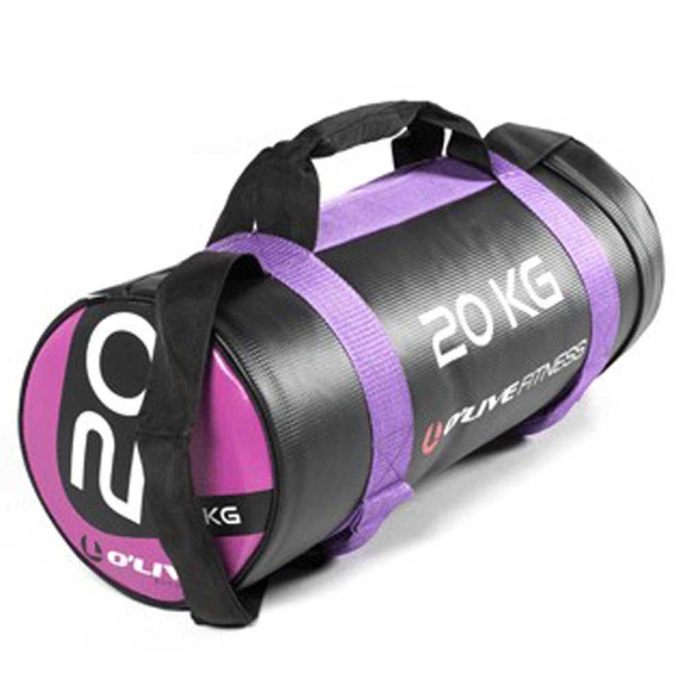 Olive Functional Bag 20 Kg 20 kg Purple