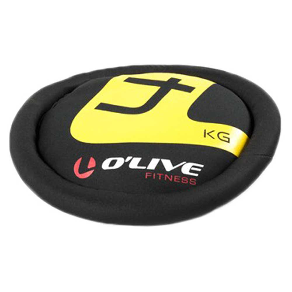 Olive Sand Disc 4 Kg One Size Yellow