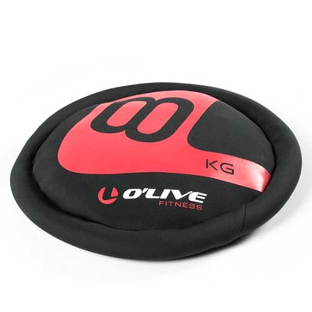 Olive Sand Disc 10 Kg One Size Maroon