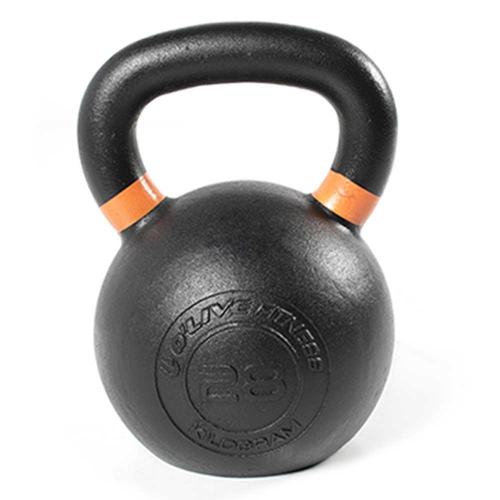 Olive Cast Iron 28 Kg 28 kg Black