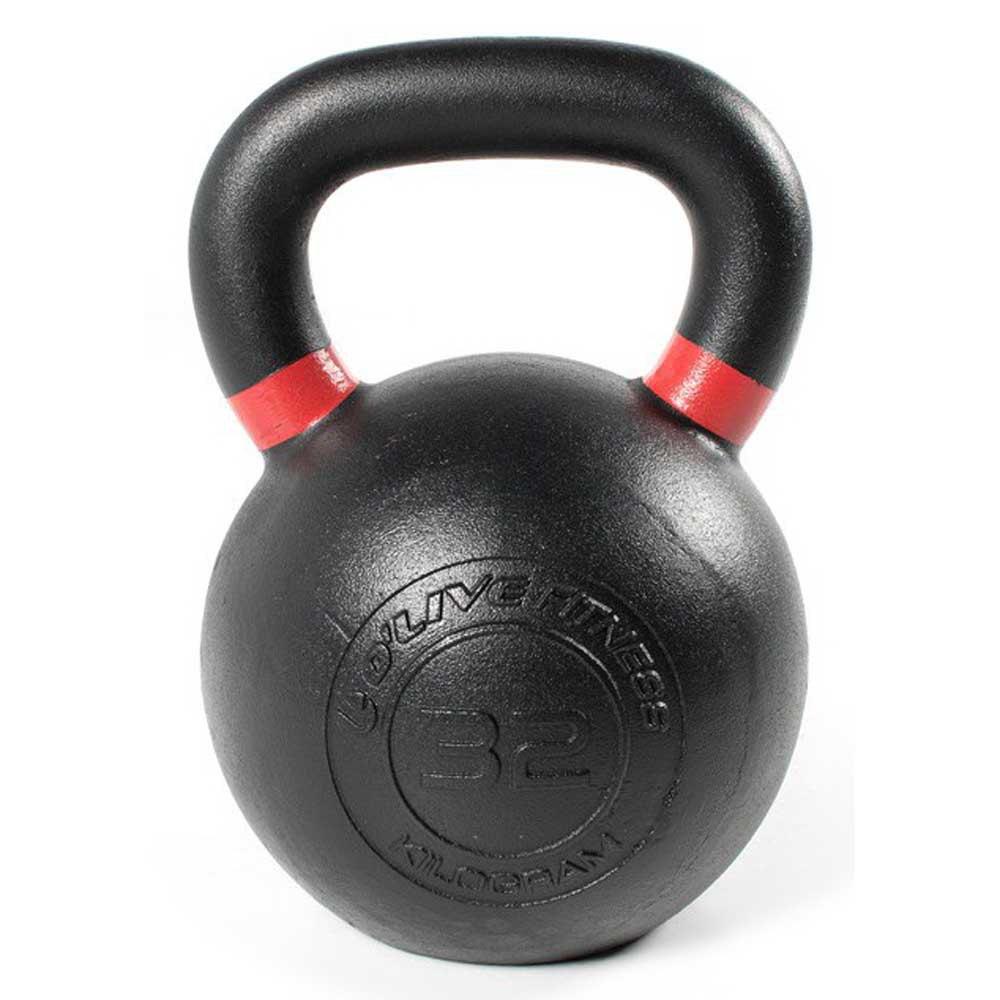 Olive Cast Iron 32 Kg 32 kg Black