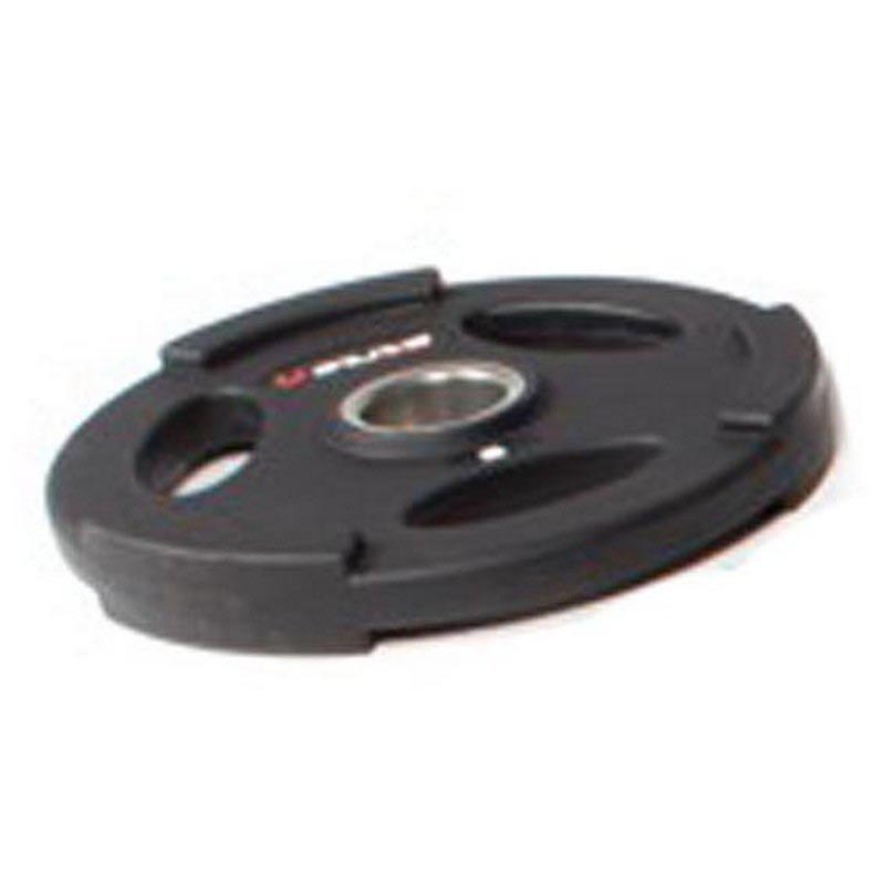 Olive Olympic Rubber 5 Kg 5 kg Black