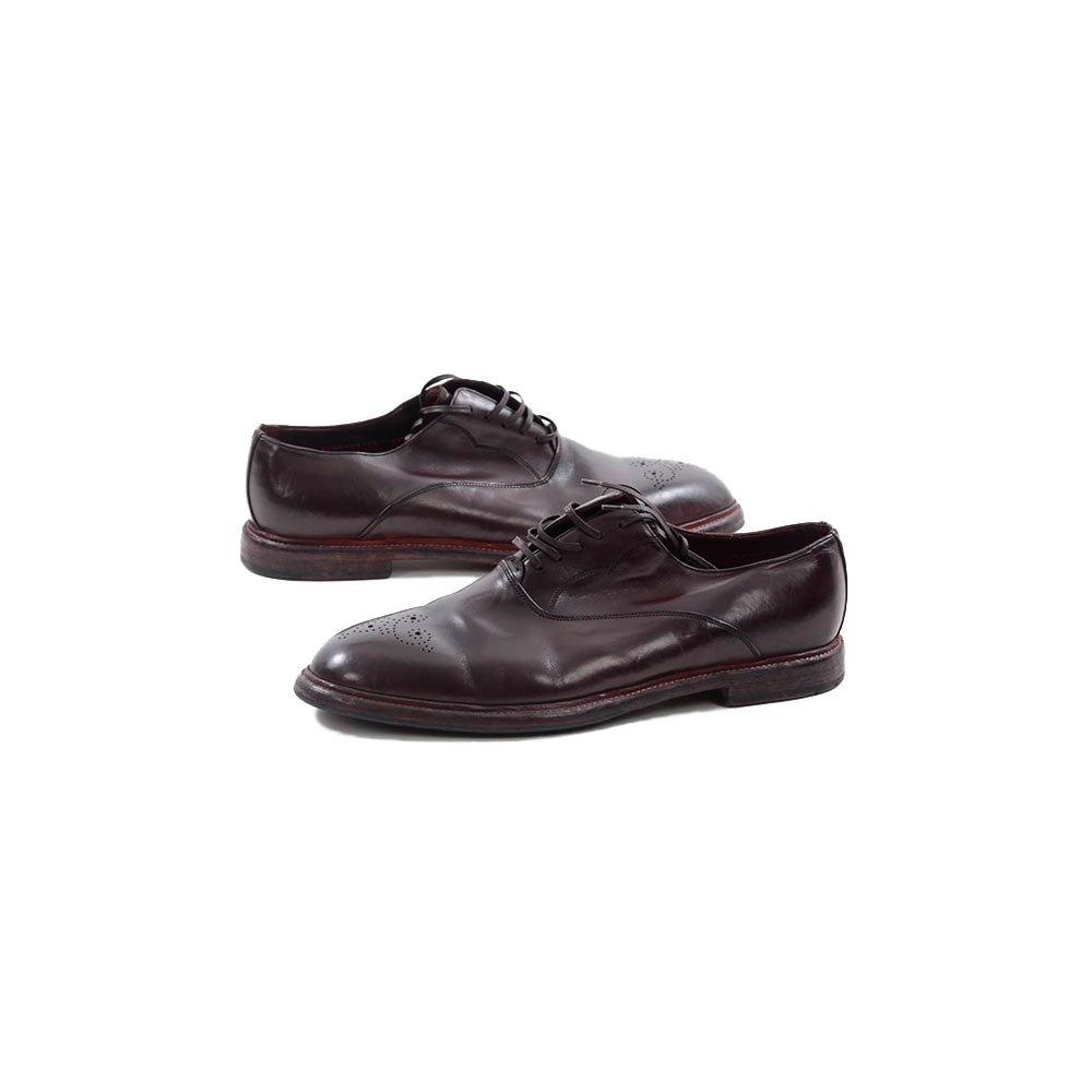 Dolce & Gabbana 720896/ Oxford Shoes EU 39 Dark Brown