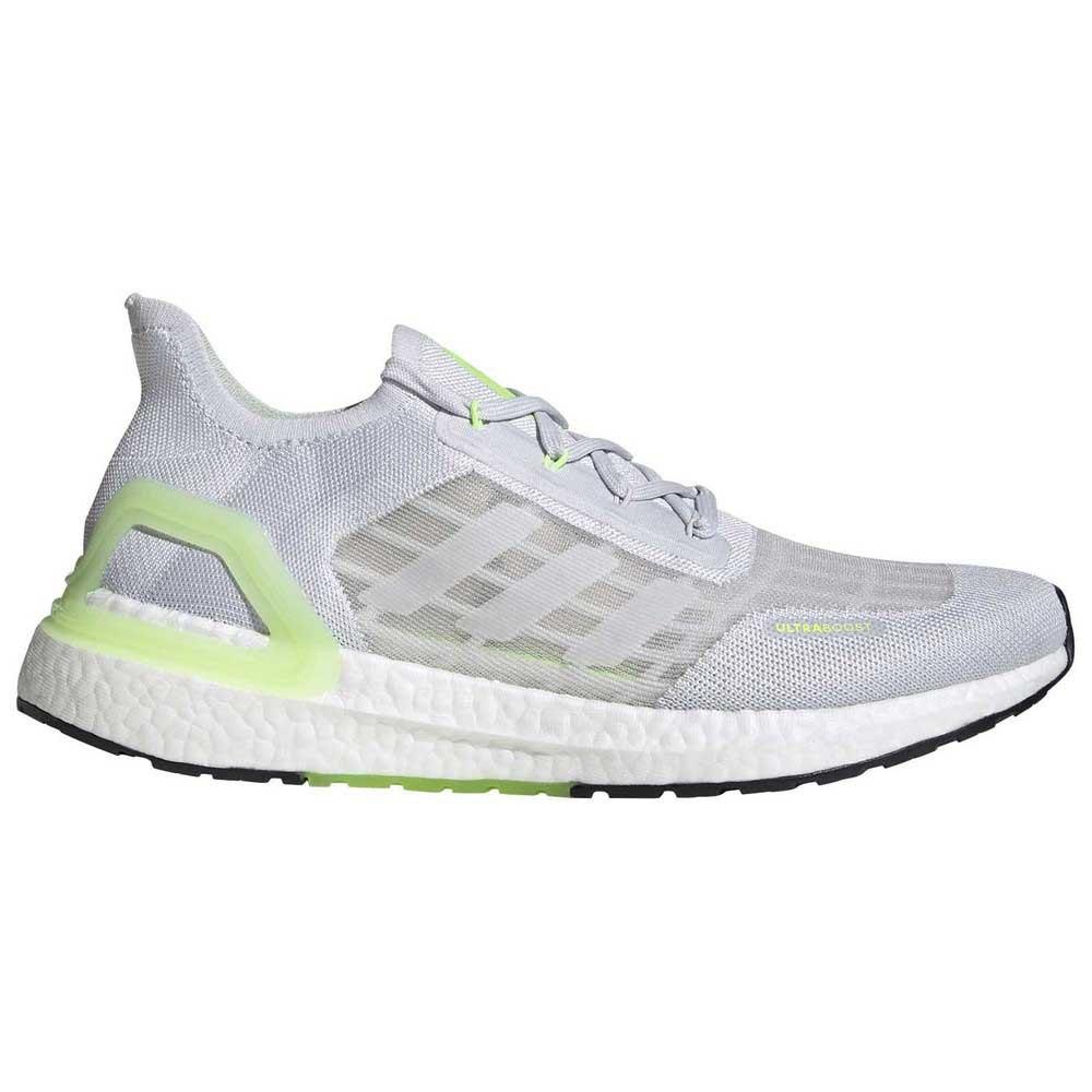 Adidas Ultraboost Summer Rdy EU 46 Toqgri / Ftw Black / Signal Green