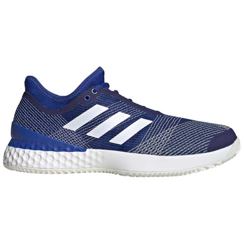Adidas Adizero Ubersonic 3 Clay EU 44 2/3 Azurea / Ftw Black / Casbla