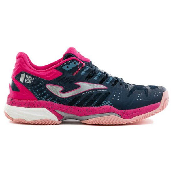 Joma Slam Clay EU 40 Navy / Fucsia
