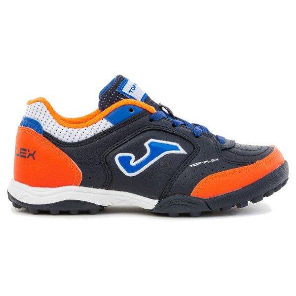 Joma Chaussures Football Top Flex Tf EU 34 Navy / Orange