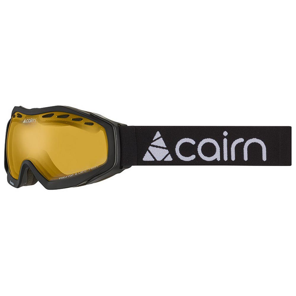 Cairn Freeride Spx2 Yellow/CAT2 Matt Black