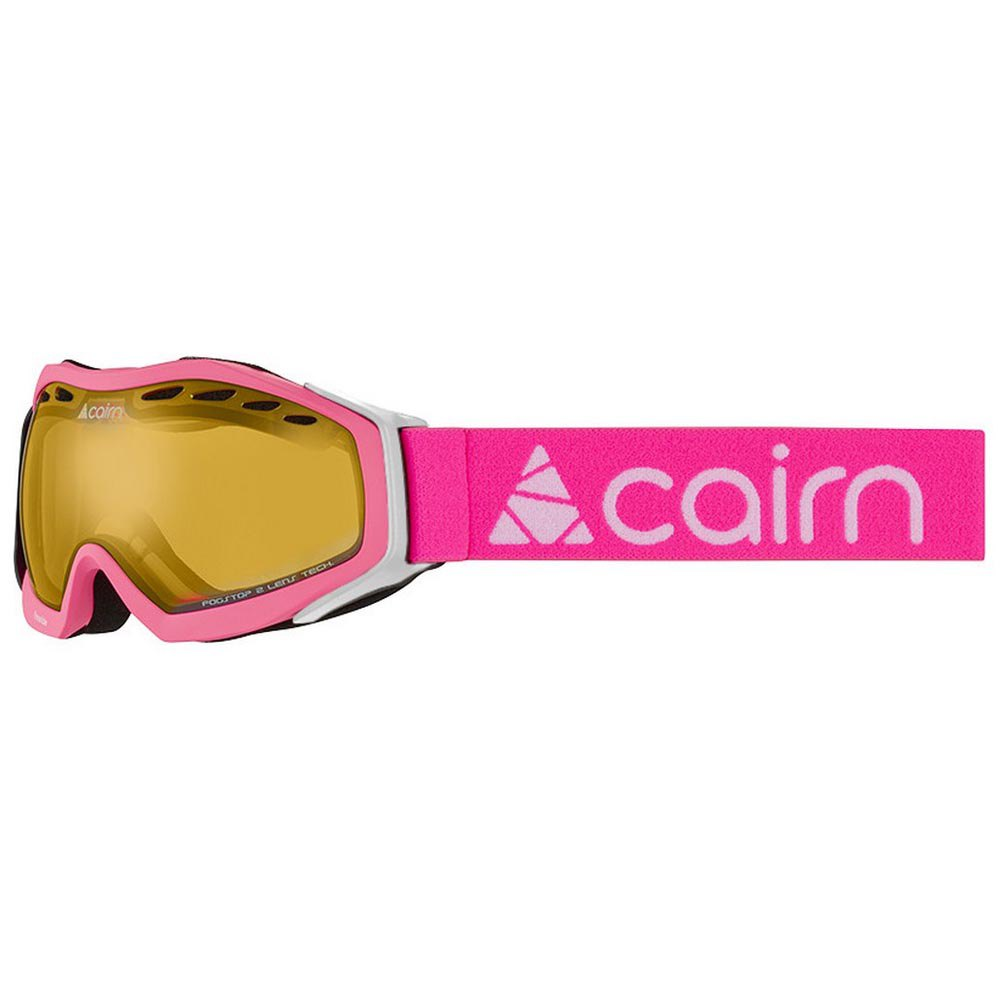 Cairn Freeride Spx2 Silver/CAT2 Neon Pink