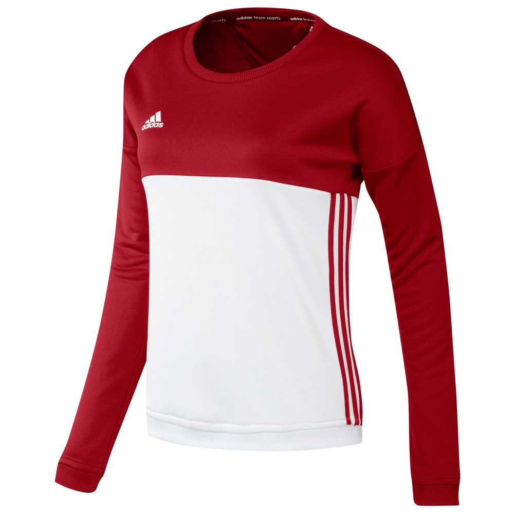 Adidas T16 Crew L Power Red / White