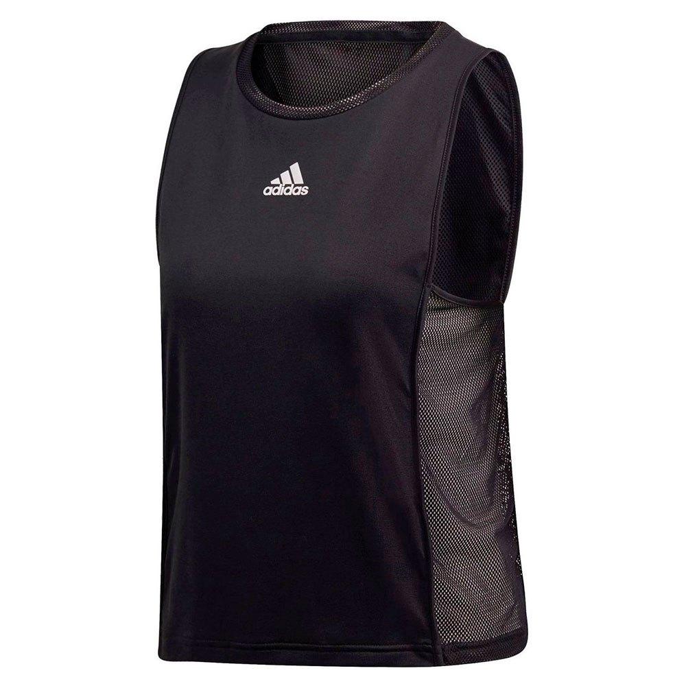 Adidas Escouade M Black / Shock Cyan