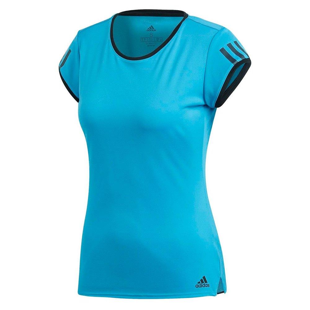 Adidas Club 3 Stripes XS Shock Cyan