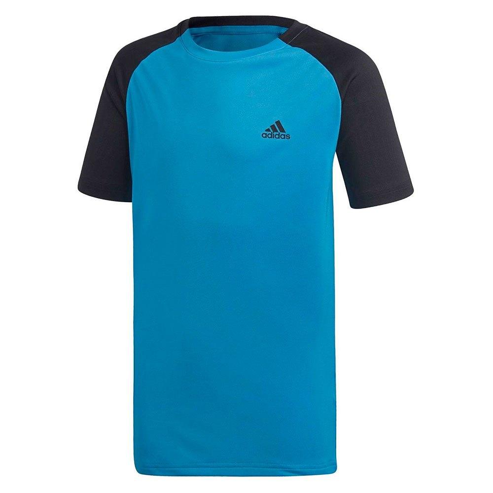 Adidas Club 164 cm Shock Cyan / Black