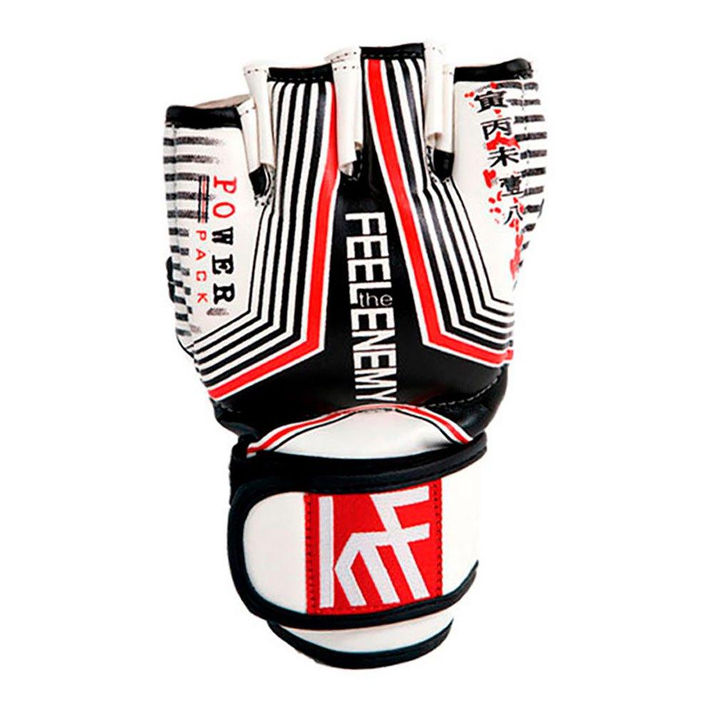 Krf Gel Eva Double Strap M White / Black / Red