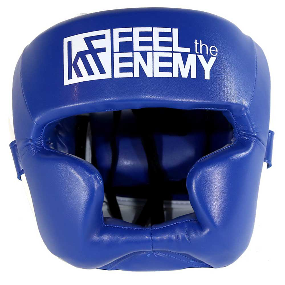 Krf Casque Feel The Enemy Junior One Size Blue