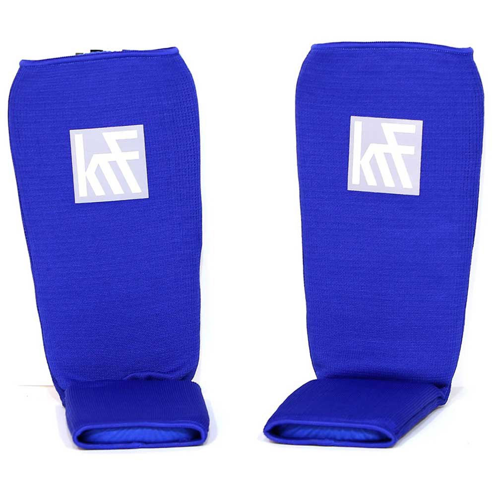 Krf Shin Guard L-XL Blue