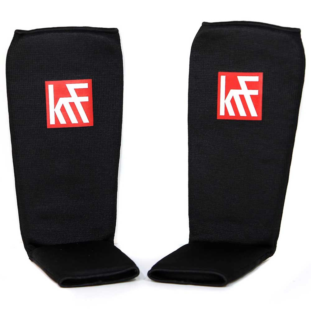 Krf Shin Guard L-XL Black