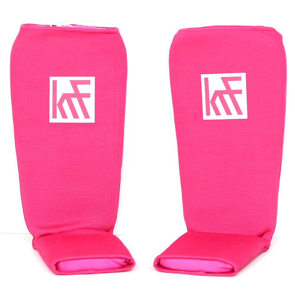 Krf Shin Guard L-XL Pink