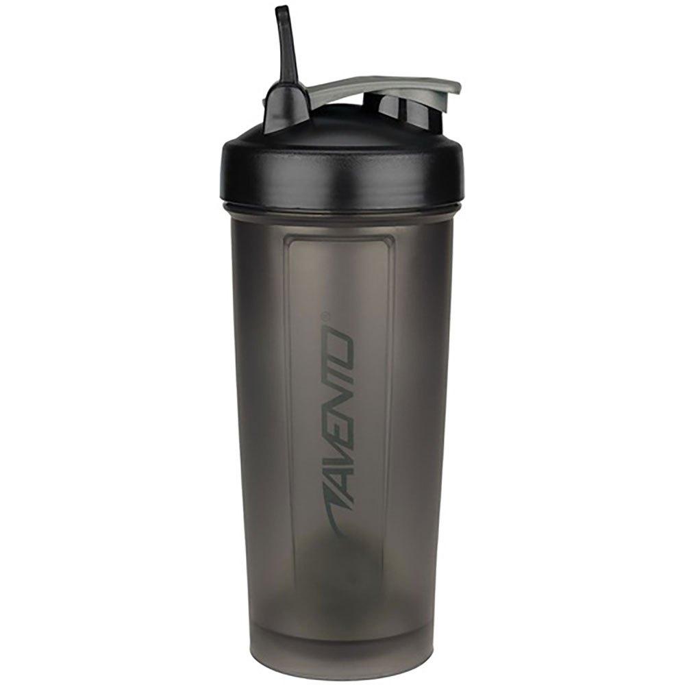 Avento Bottle+mixer Ball 1l One Size Black / Grey
