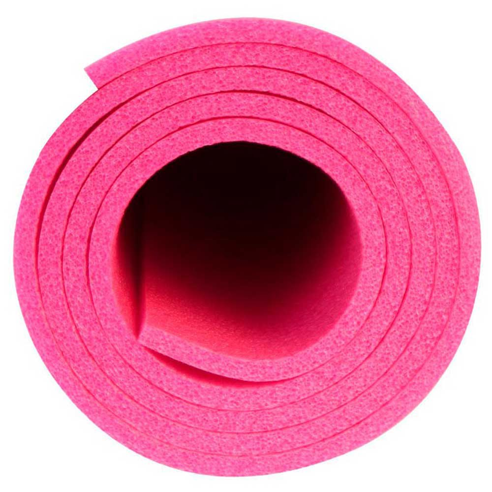 Avento Pe Fitness Mat One Size Pink