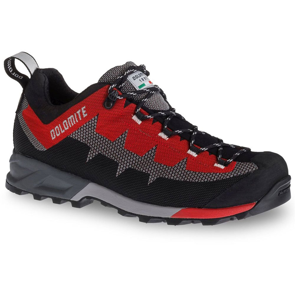 Dolomite Steinbock Wt Low Goretex EU 40 2/3 Pewter Grey / Fiery Red