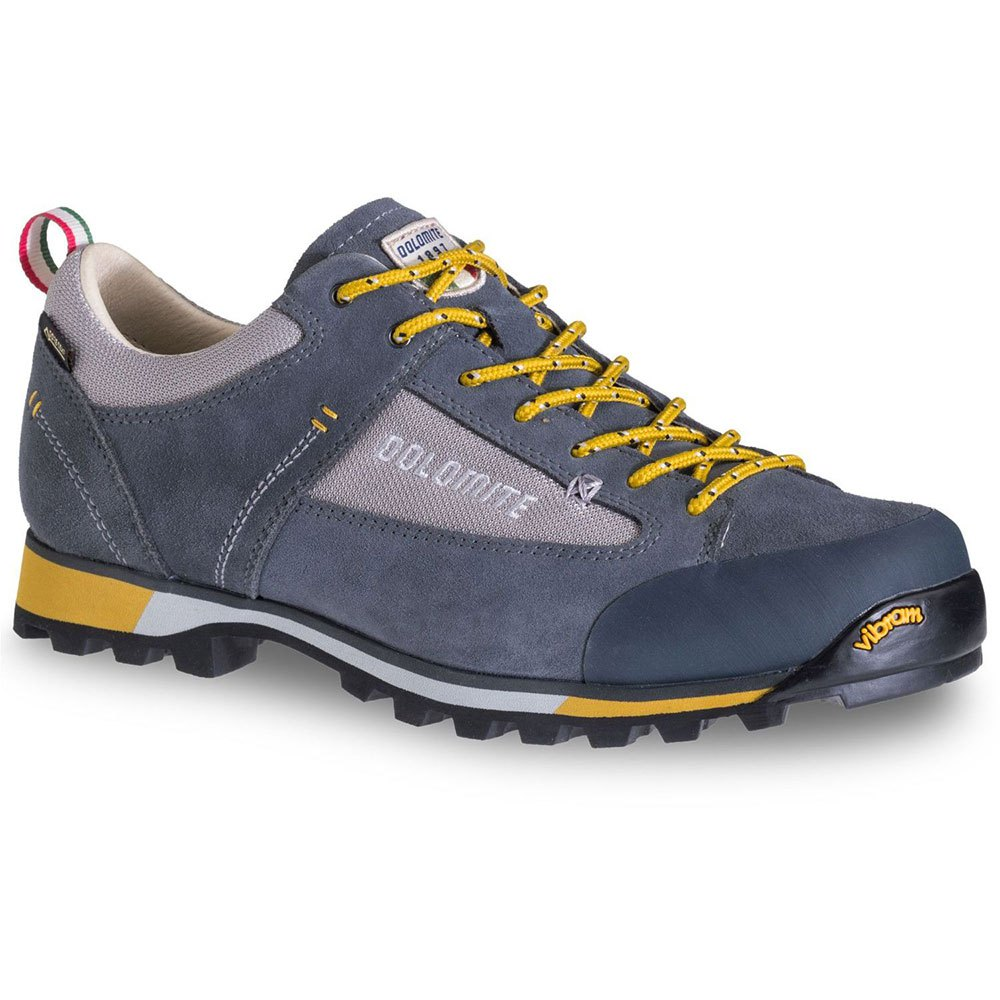 Dolomite Cinquantaquattro Hike Low Goretex EU 44 Gunmetal Grey