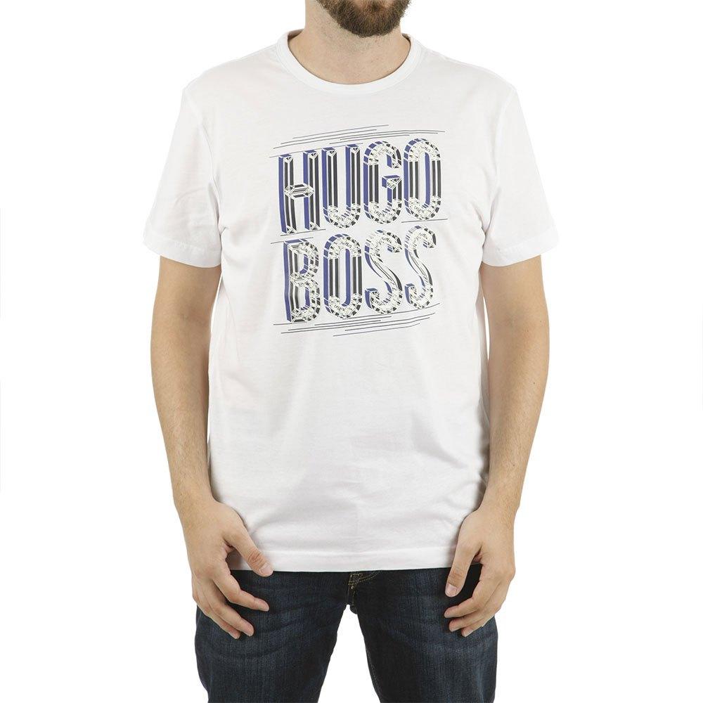 Boss 50318905 Tee2 L White