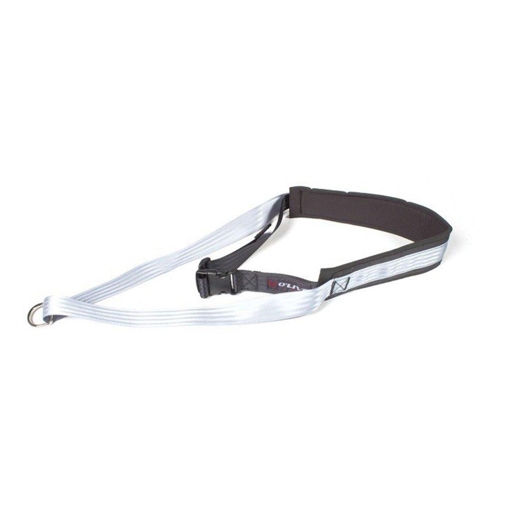 Olive Resist Pull Belt One Size White / Black