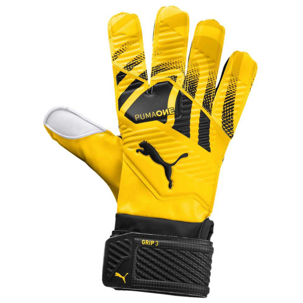 Puma One Grip 3 Rc 6 Yellow / Black
