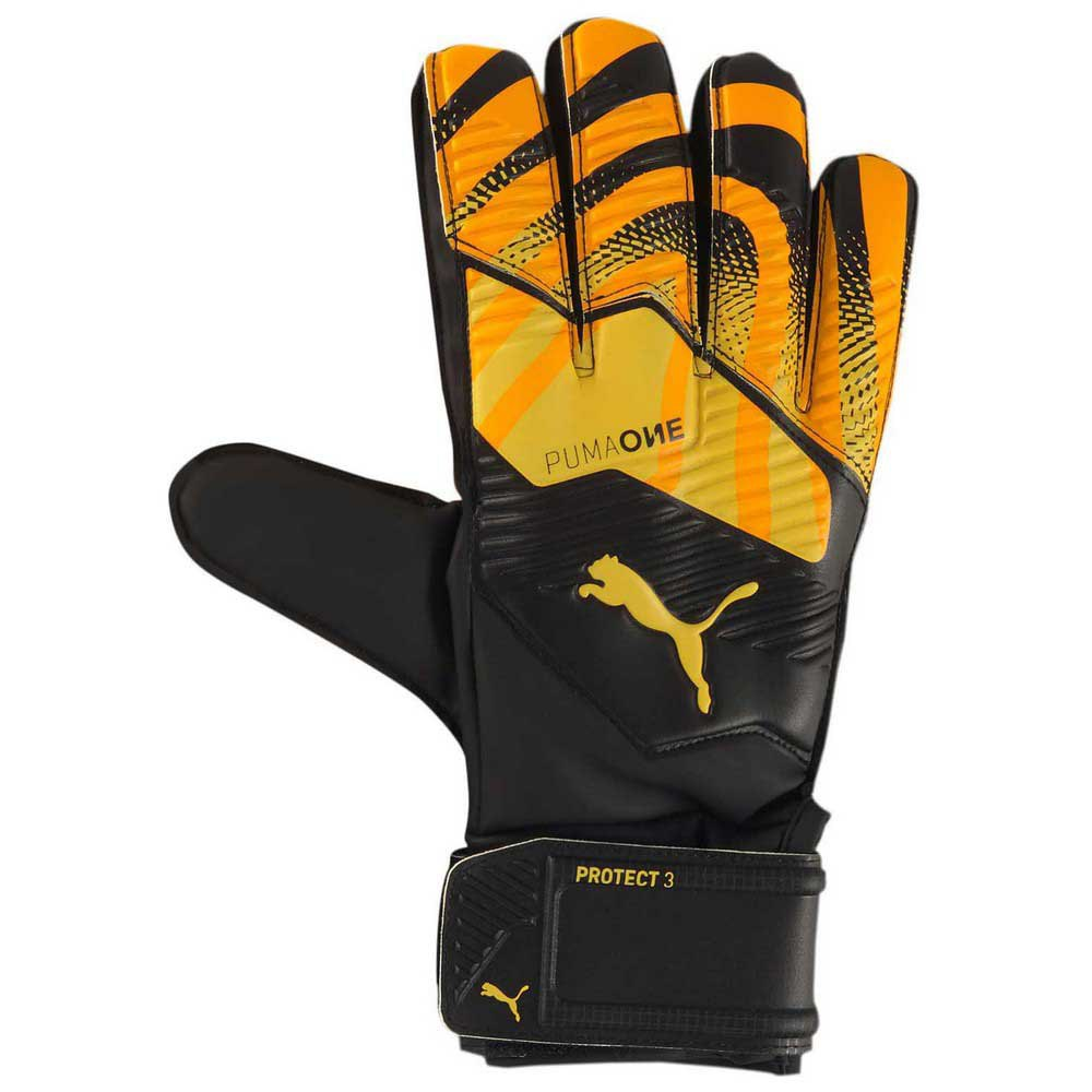 Puma One Protect 3 Rc 7 Ultra Yellow / Black