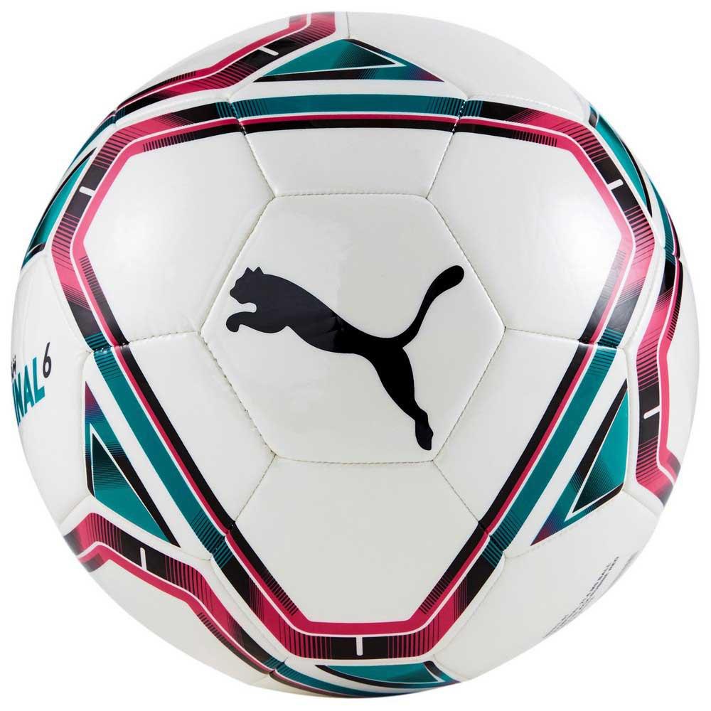 Puma Ballon Football Teamfinal 21.6 Ms 4 White / Red