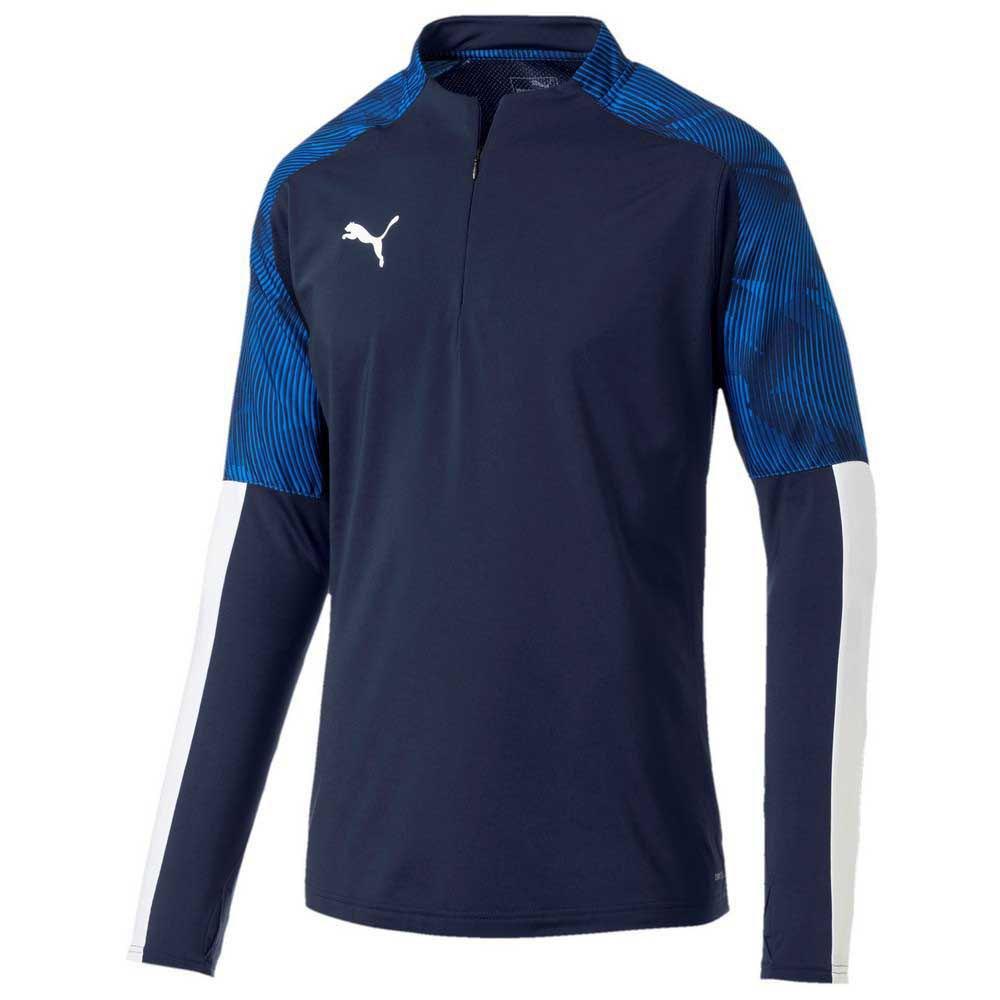 Puma Sweatshirt Cup Training XXL Peacoat / Electric Blue