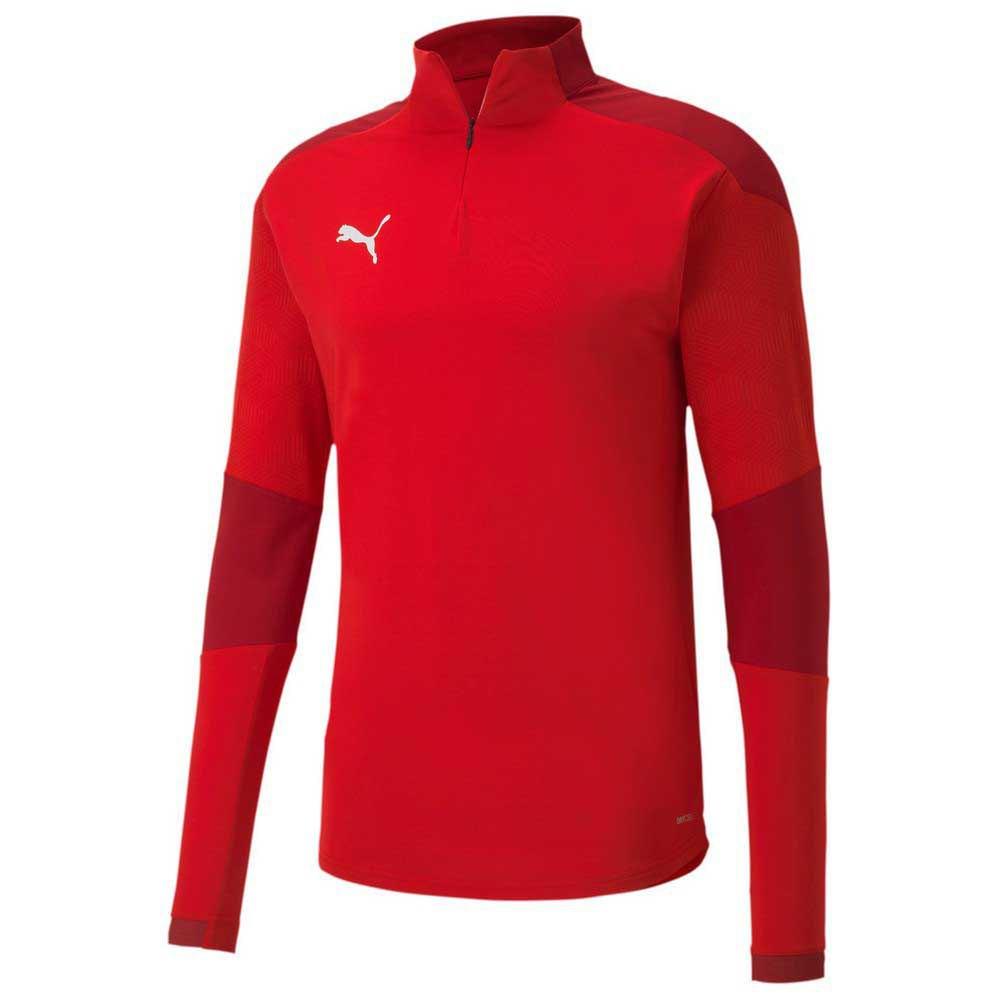 Puma Teamfinal 21 Training Sweatshirt XXXL Red