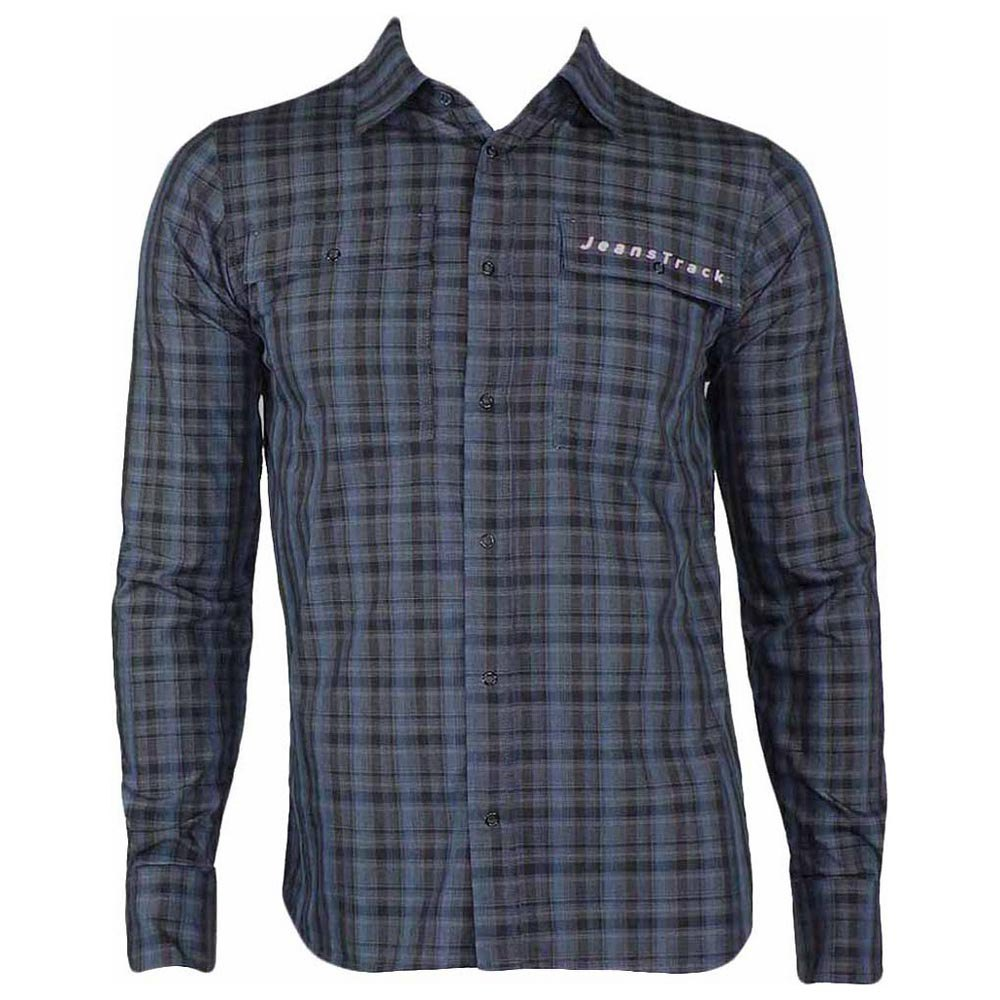 Jeanstrack Chemise Manche Longue Gear S Navy
