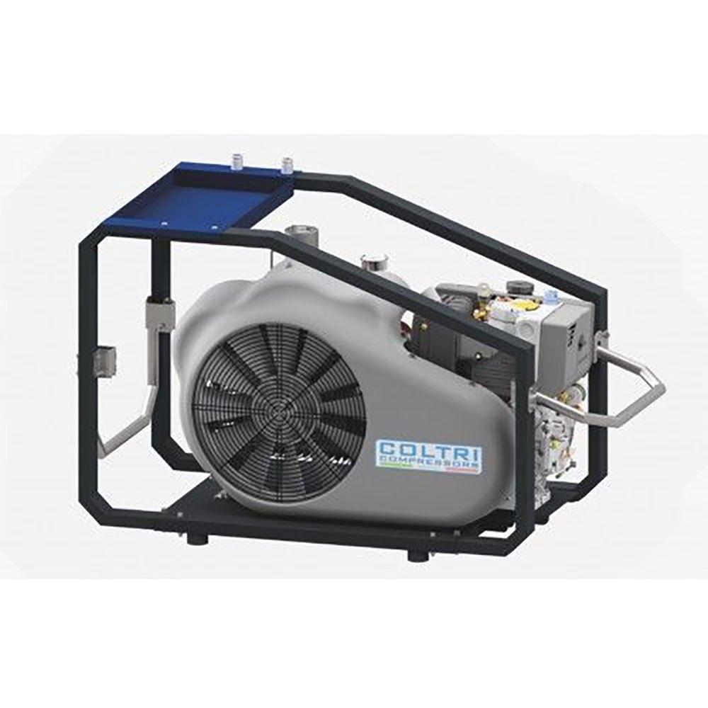 Coltri Mch16 Ergo Dieselkompressor Black Grey KOMPRESSOREN Mch16 Ergo Dieselkompressor