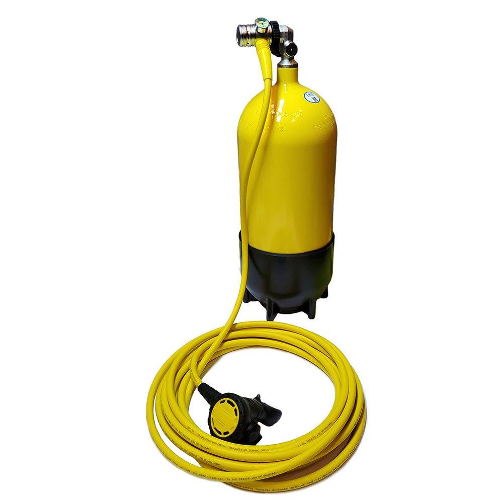 Atemreglersets Hookah Din Piston 5 M Atemregler Set