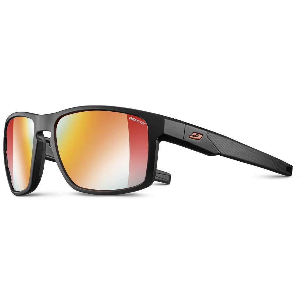 Julbo Stream Yellow/Brown Multilayer Red/CAT1-3 Black / Red
