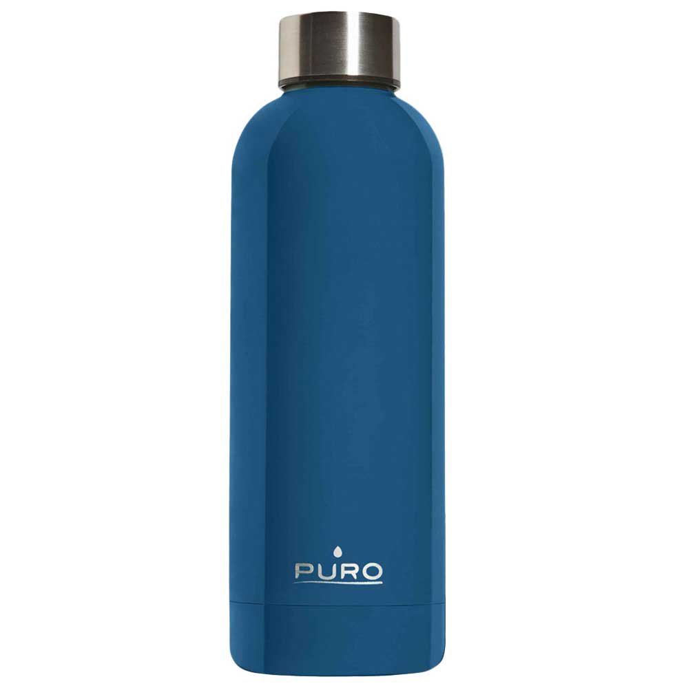 Puro Hot&cold Thermic Glossy 500ml One Size Dark Blue