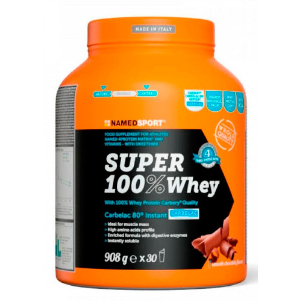 Named Sport Super 100% Whey 908gr Chocolate Chocolate