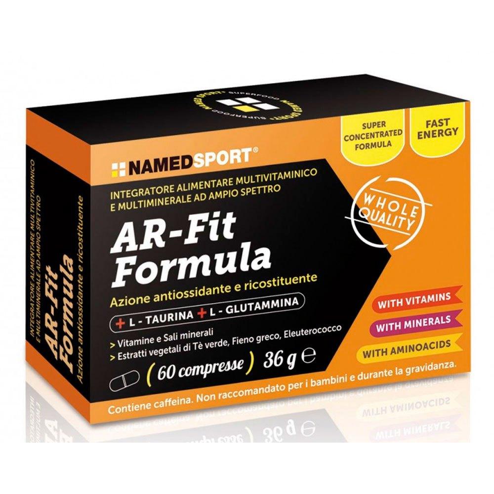 Named Sport Ar-fit Formula 60 Caps Neutral Neutral