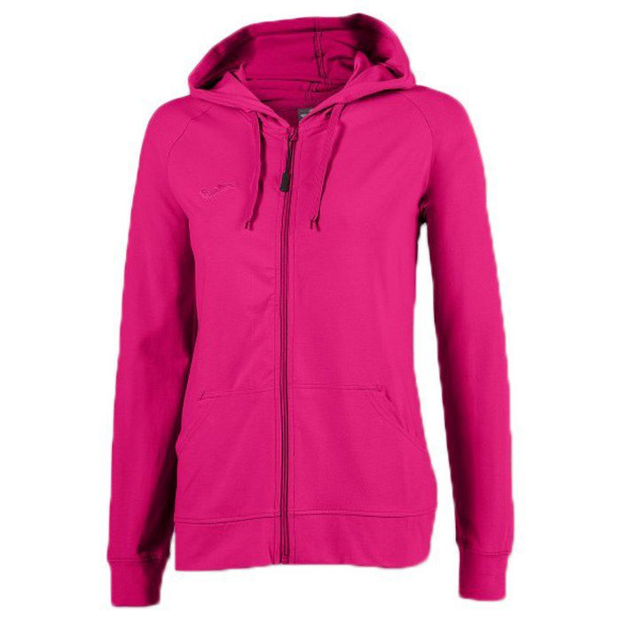Joma Corinto Full Zip Sweatshirt XXL Fuchsia