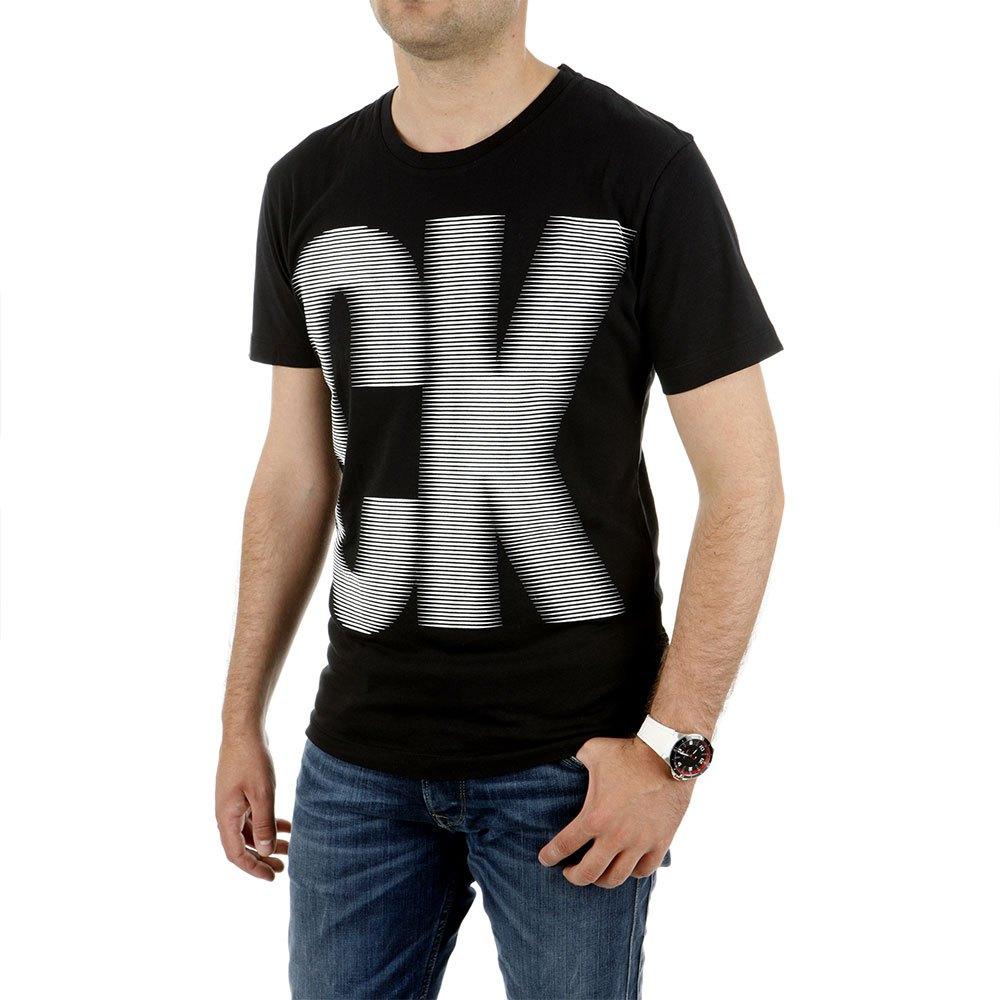 Calvin Klein T-shirt L Meteorite