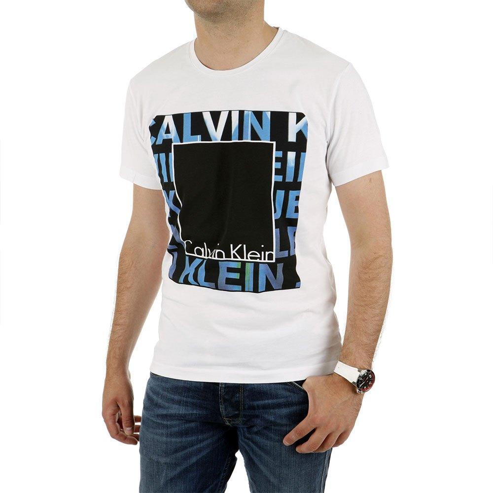 Calvin Klein T-shirt XL White
